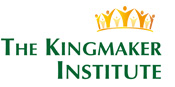 Logo Kingmaker Institute, Ellen Hermens